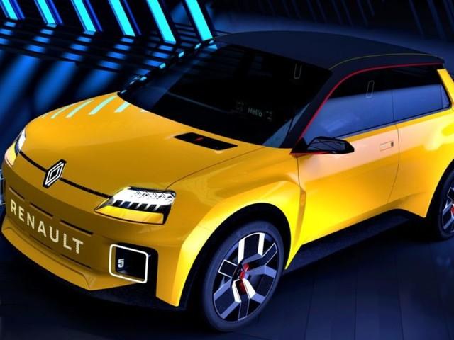 """Renault's """" Nouvelle Vague """""""