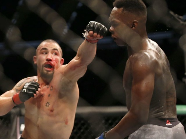Judo Chop: Robert Whittaker's road to hell, pt. 1