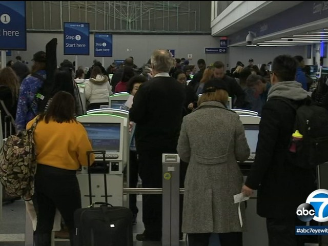 FAA cancels ground delay at LAX following dense fog, planned equipment outage