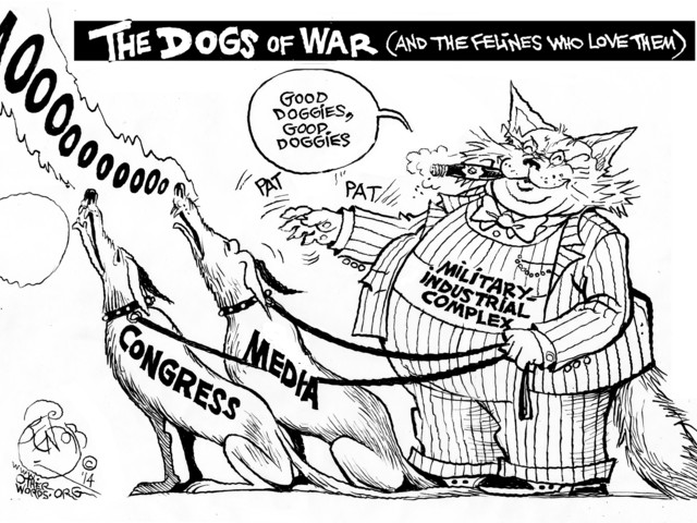 Paul Craig Roberts Exposes The All-Pervasive Military-Security Complex