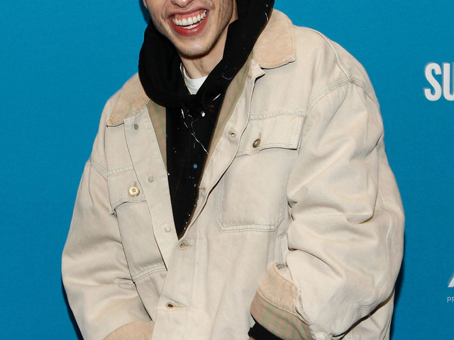 Pete Davidson bought a house with his mom and lives in the basement