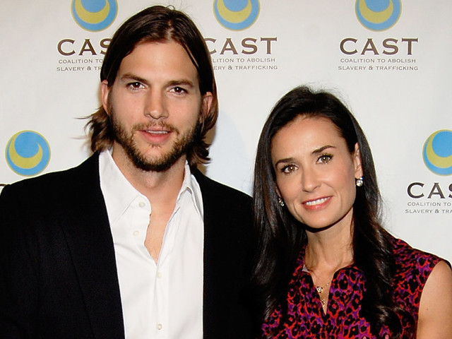 Ashton Kutcher seemingly reacts to Demi Moore's shocking memoir revelations