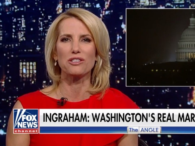 Ingraham: Time for Republicans 'to Stand on Principle Without Fear of a Government Shutdown'