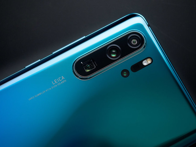 Google just removed the Huawei P30 Pro & Mate X from Android's website