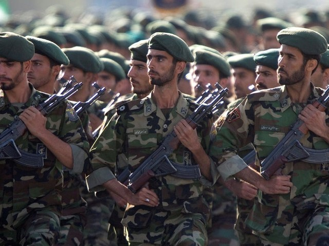 This is how the US and Iran rank among the world's 25 most powerful militaries