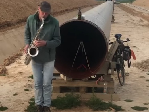 Newsletter Music Saxaphone Pipeline Echo