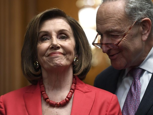Nancy Pelosi feuds with Mitch McConnell on 2019 agenda amid impeachment inquiry