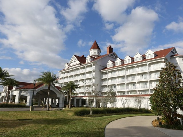 Toddler Found in Parked Car at Grand Floridian