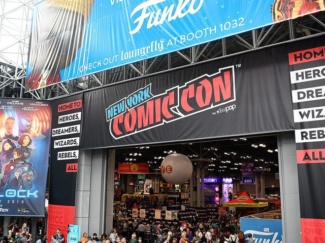 New York Comic Con 2018 trailer round-up: Aquaman, Star Trek, and more