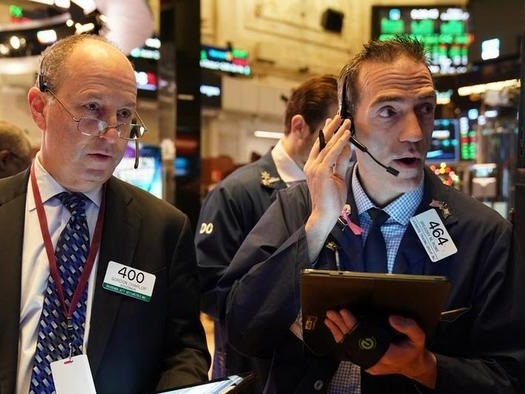 Futures Dip As Traders Await Fed Minutes