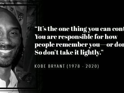 50 Inspirational Kobe Bryant Quotes On Hard Work & Letting Go Of The Fears That Hold You Back From Success