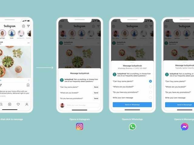 Facebook Rolls Out New Messaging, Business Tools for Brands