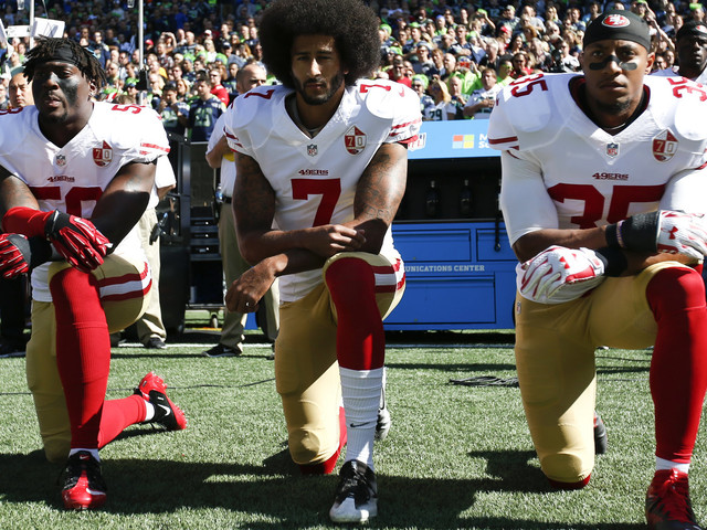 NFL Kneeling And More: When Sport And Politics Meet