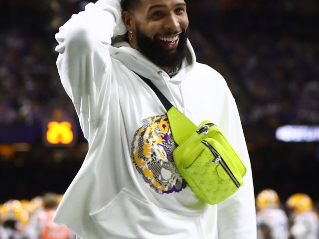Lawyer for Browns' Odell Beckham Jr. says arrest warrant stemming from LSU celebration has been recalled