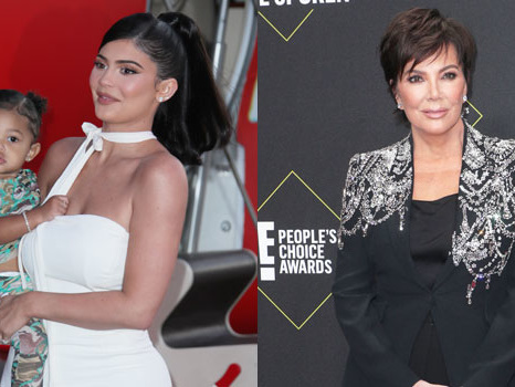 Kylie Jenner Could See Herself Passing $1.2 Billion Biz To Stormi Webster, Says Kris Jenner