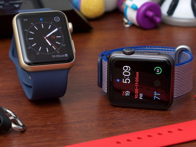 Apple Watch suppliers say shipments expected to reach 15m this year, 20m next