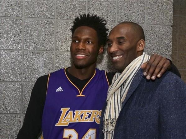 How advice from Kobe Bryant helped shape Whitmer grad Nigel Hayes
