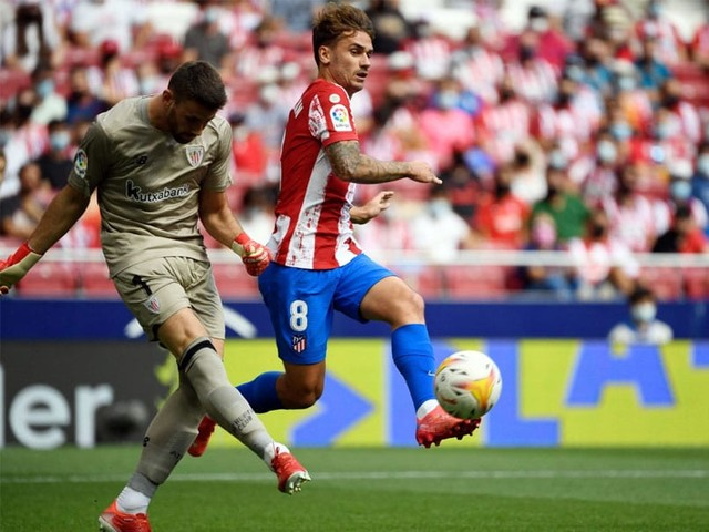 La Liga: Felix Sees Red And Griezmann Struggles Again As Atletico Held