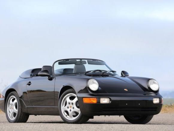 1994 Porsche 911--Speedster