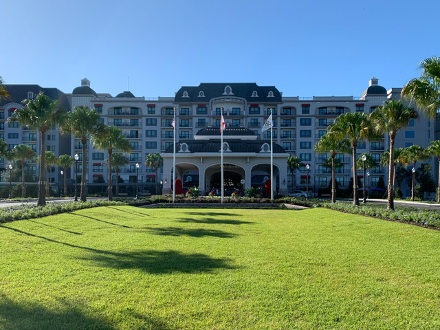Disney's Riviera Resort – A Review Of My Stay During Opening Week