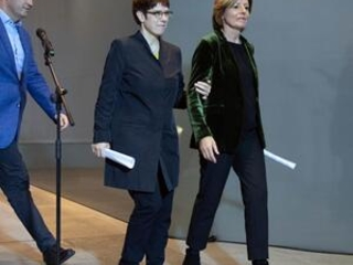 Germany's ruling parties OK pension reform to help women