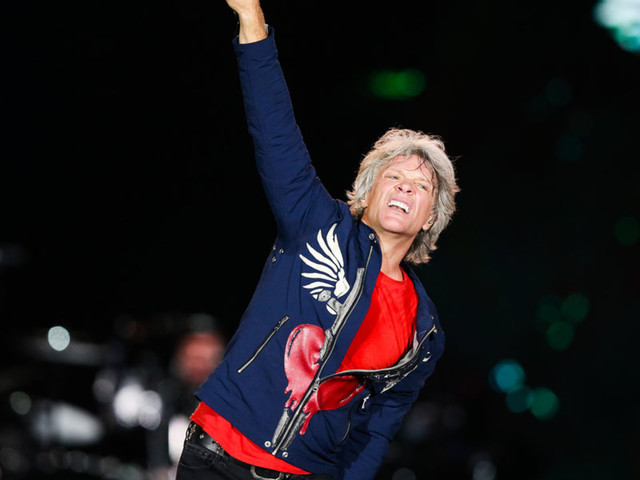 Bon Jovi's brand-new song 'To Be of Service' is all about honoring US vets who suffer from PTSD