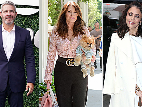 Andy Cohen Hopes Both LVP & Bethenny Frankel Return To 'Housewives': The 'Door Is Always Open'