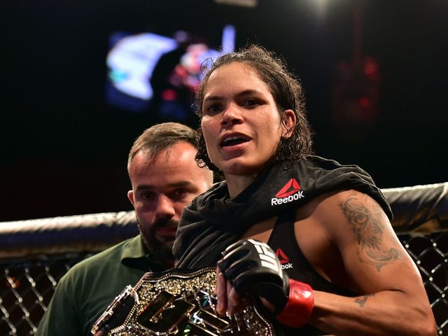Nunes on Cyborg fight: We need time 'to make this huge'