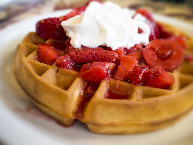 25 Places to Enjoy Great Waffles Across the U.S.