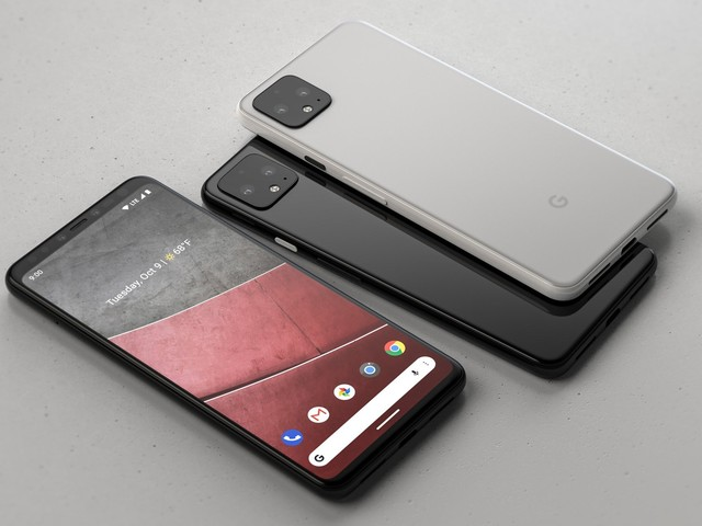 Leaked photos give us our best look at Google's unreleased Pixel 4