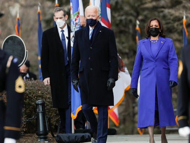Biden addresses unity and white supremacy at inauguration. Empathy is his 'natural octave,' says Michele Norris