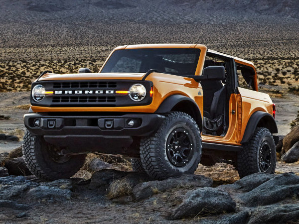 Ford Bronco will reportedly add a Heritage Edition trim for 2022