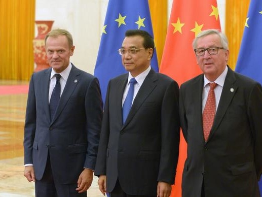 """The EU Bows To """"Systemic Rival"""" China"""
