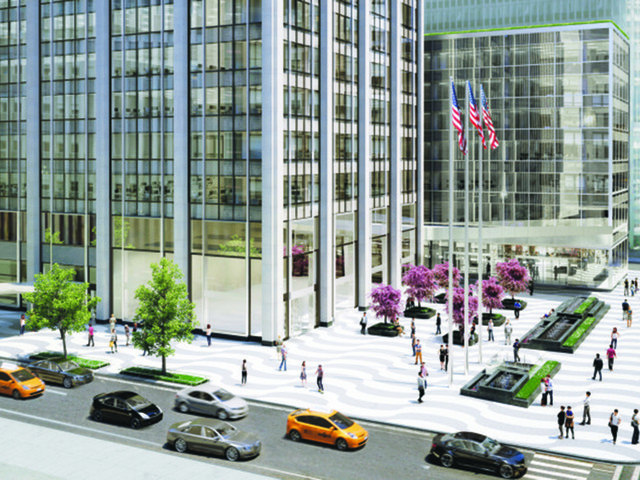 Mizuho to triple its square footage at former Time-Life building