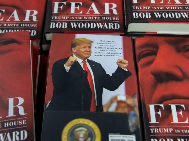 Trump Associates Push Back on Woodward Book