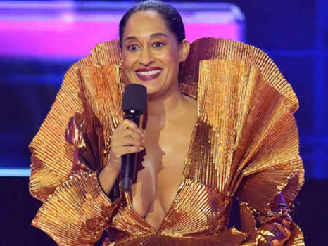 Tracee Ellis Ross Conquered the 2017 American Music Awards With Unbeatable Style