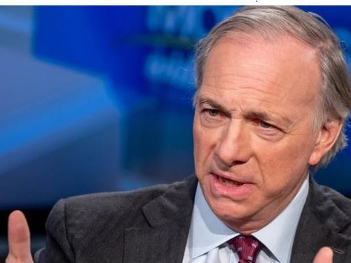 "Ray Dalio Warns Of Looming ""Big Sag"" That Will Rattle Global Markets"