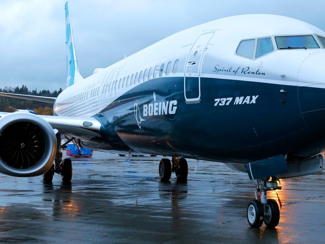 A Boeing executive reportedly said the company is open to a new name for the embattled 737 Max, which remains grounded worldwide after 2 deadly crashes (BA)