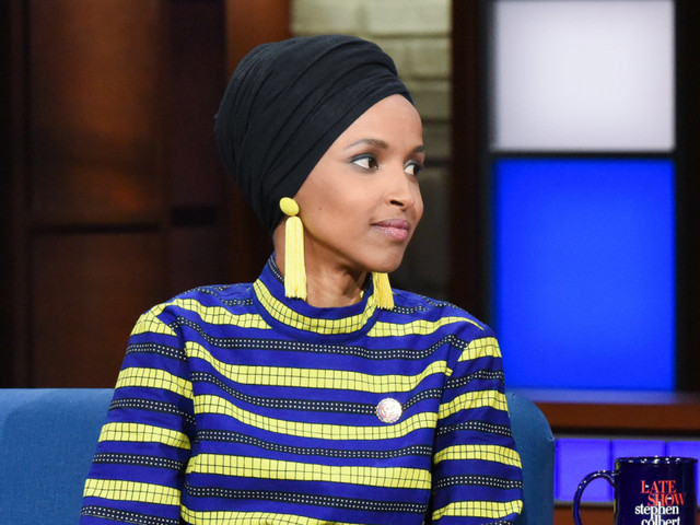 Death threats against have Rep. Ilhan Omar increased since President Trump shared 9/11 video about her
