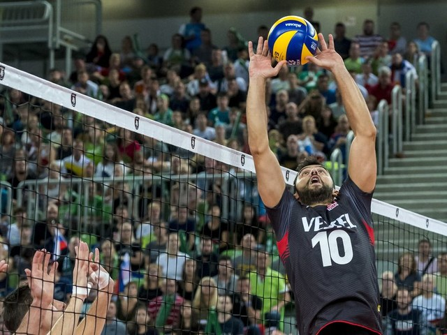 The Hottest Take: Indoor Volleyball Should Be Far More Popular