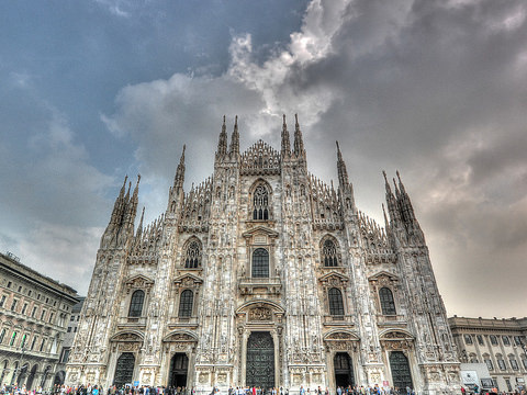 American – $492: Los Angeles- Milan, Italy. Roundtrip, including all Taxes