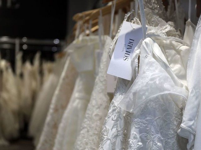 David's Bridal emerges from bankruptcy after less than two months