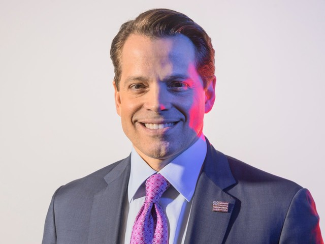 'I'm very, very bullish on my firm': Anthony Scaramucci's betting on a rebound after his fund beat its peers during Red October