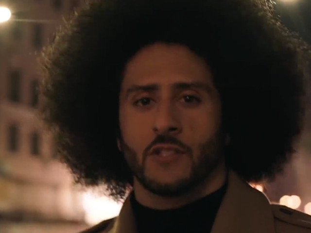 Colin Kaepernick Stars in First 'Just Do It' Commercial for Nike - Watch!