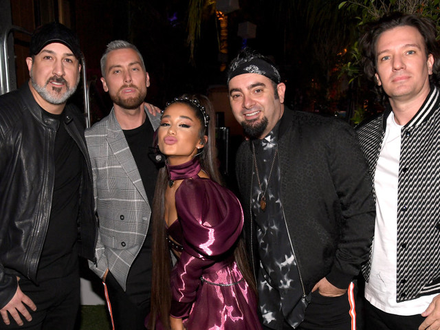 Joey Fatone: Why Justin didn't perform with Ariana, NSYNC at Coachella