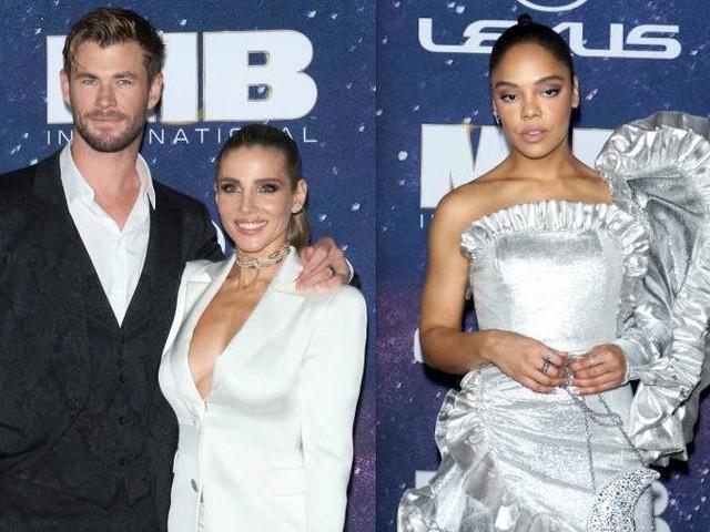 Chris Hemsworth's Wife Elsa Pataky Warned Tessa Thompson To Back Off?