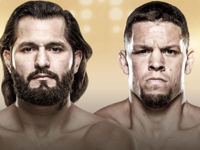 The Nate Diaz vs. Jorge Masvidal bout at UFC 244 is perfect for NYC and its fight mecca
