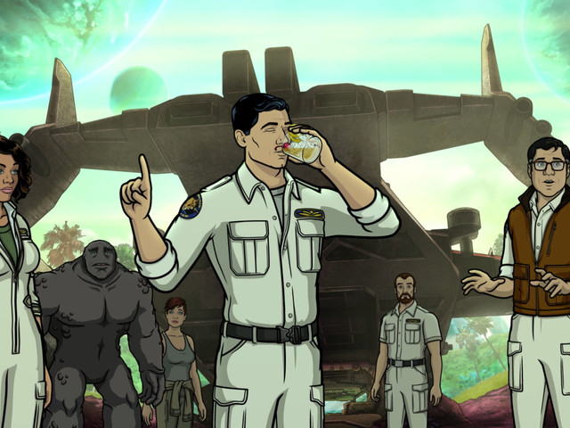 """Archer: 1999 takes a """"Road Trip"""" straight into the garbage"""