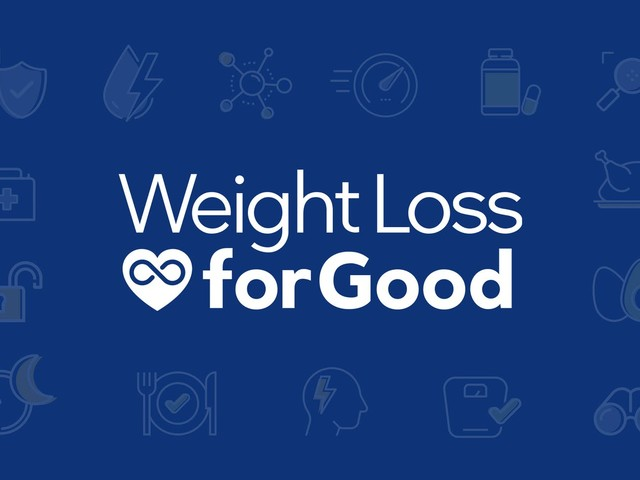 Ready to lose the weight for good?