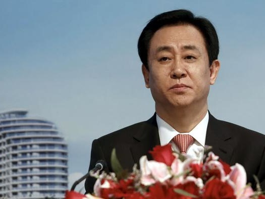 Beijing Tells Evergrande's Billionaire Founder To Repay The Insolvent Company's Debts
